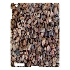 Nitter Stone Apple Ipad 3/4 Hardshell Case by AnjaniArt