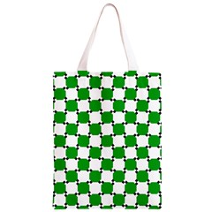 Optical Illusion Classic Light Tote Bag by AnjaniArt