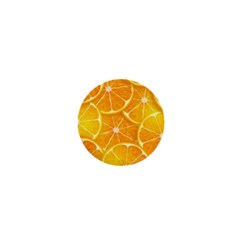 Orange Copy 1  Mini Buttons by AnjaniArt