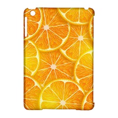 Orange Copy Apple Ipad Mini Hardshell Case (compatible With Smart Cover) by AnjaniArt