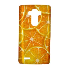 Orange Copy Lg G4 Hardshell Case by AnjaniArt