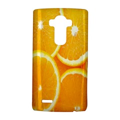 Orange Fruit Lg G4 Hardshell Case by AnjaniArt