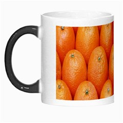 Orange Fruits Morph Mugs
