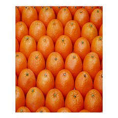 Orange Fruits Shower Curtain 60  X 72  (medium)