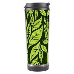 Palm Coconut Tree Travel Tumbler by AnjaniArt