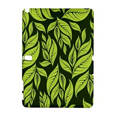 Palm Coconut Tree Samsung Galaxy Note 10 1 (p600) Hardshell Case by AnjaniArt