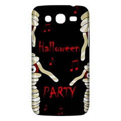 Halloween Mummy Party Samsung Galaxy Mega 5 8 I9152 Hardshell Case  by Valentinaart