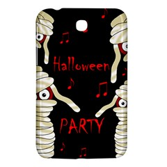 Halloween Mummy Party Samsung Galaxy Tab 3 (7 ) P3200 Hardshell Case  by Valentinaart