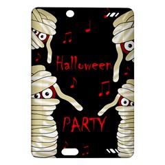 Halloween Mummy Party Amazon Kindle Fire Hd (2013) Hardshell Case by Valentinaart