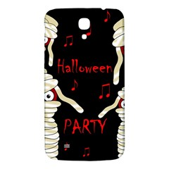 Halloween Mummy Party Samsung Galaxy Mega I9200 Hardshell Back Case by Valentinaart