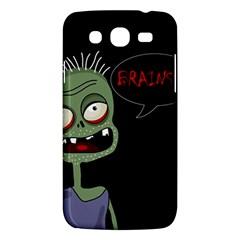 Halloween Zombie Samsung Galaxy Mega 5 8 I9152 Hardshell Case  by Valentinaart