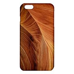 Sandstone The Wave Rock Nature iPhone 6 Plus/6S Plus TPU Case by Zeze