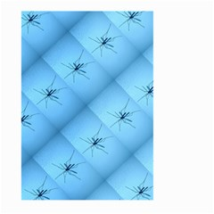 Spider Pattern Large Garden Flag (Two Sides) by Zeze