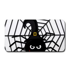 Halloween Cute Spider Medium Bar Mats by Valentinaart
