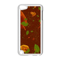 Autumn 01 Apple Ipod Touch 5 Case (white) by MoreColorsinLife