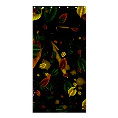 Autumn 03 Shower Curtain 36  X 72  (stall)  by MoreColorsinLife