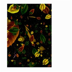 Autumn 03 Large Garden Flag (two Sides) by MoreColorsinLife