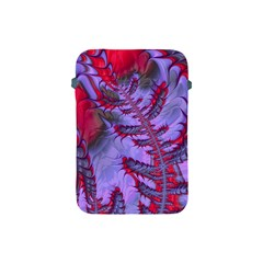 Freaky Friday Red  Lilac Apple Ipad Mini Protective Soft Cases by Fractalworld