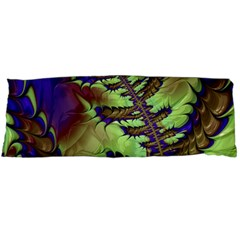 Freaky Friday, Blue Green Body Pillow Case Dakimakura (two Sides) by Fractalworld