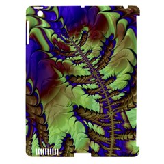 Freaky Friday, Blue Green Apple Ipad 3/4 Hardshell Case (compatible With Smart Cover) by Fractalworld