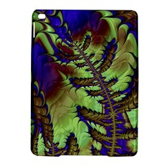 Freaky Friday, Blue Green Ipad Air 2 Hardshell Cases by Fractalworld