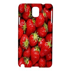 Red Fruits Samsung Galaxy Note 3 N9005 Hardshell Case