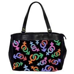Sexsymbol Office Handbags (2 Sides)  by AnjaniArt