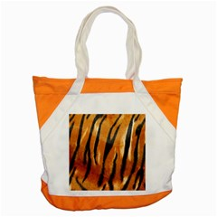 Tiger Accent Tote Bag