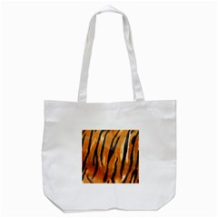 Tiger Tote Bag (white)