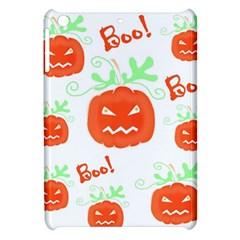 Halloween Pumpkins Pattern Apple Ipad Mini Hardshell Case by Valentinaart