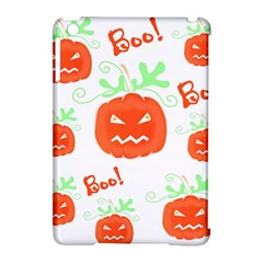 Halloween Pumpkins Pattern Apple Ipad Mini Hardshell Case (compatible With Smart Cover) by Valentinaart