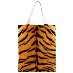 Tiger Skin Classic Light Tote Bag by AnjaniArt