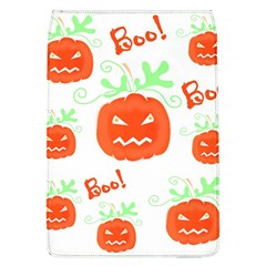 Halloween Pumpkins Pattern Flap Covers (l)  by Valentinaart