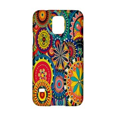 Tumblr Static Colorful Samsung Galaxy S5 Hardshell Case  by AnjaniArt