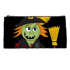 Halloween Witch Pencil Cases by Valentinaart