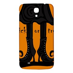 Halloween   Witch Boots Samsung Galaxy Mega I9200 Hardshell Back Case by Valentinaart