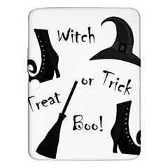 Halloween Witch Samsung Galaxy Tab 3 (10 1 ) P5200 Hardshell Case  by Valentinaart
