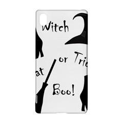 Halloween Witch Sony Xperia Z3+ by Valentinaart