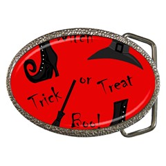 Witch Supplies  Belt Buckles by Valentinaart