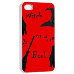 Witch Supplies  Apple Iphone 4/4s Seamless Case (white) by Valentinaart