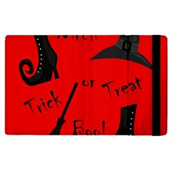Witch Supplies  Apple Ipad 3/4 Flip Case by Valentinaart