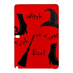 Witch Supplies  Samsung Galaxy Tab Pro 12 2 Hardshell Case by Valentinaart