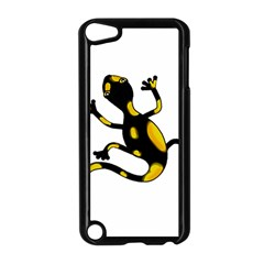 Lizard Apple Ipod Touch 5 Case (black) by Valentinaart