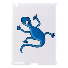 Blue Lizard Apple Ipad 3/4 Hardshell Case (compatible With Smart Cover) by Valentinaart