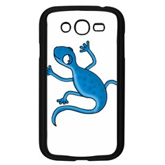 Blue Lizard Samsung Galaxy Grand Duos I9082 Case (black) by Valentinaart