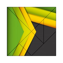 Your Resolution Acrylic Tangram Puzzle (6  X 6 ) by AnjaniArt