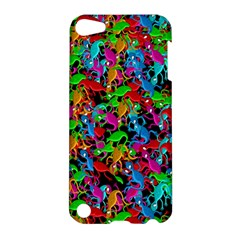 Lizard pattern Apple iPod Touch 5 Hardshell Case