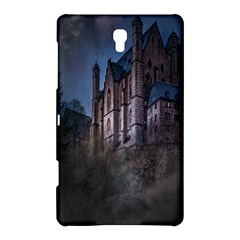 Castle Mystical Mood Moonlight  Samsung Galaxy Tab S (8.4 ) Hardshell Case  by Zeze