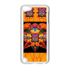 Clothing (20)6k,kk Apple iPod Touch 5 Case (White) by MRTACPANS