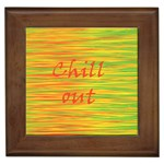 Chill out Framed Tiles Front